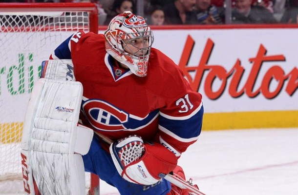 Habs' Carey Price