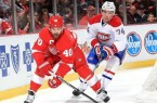 Habs vs Red Wings