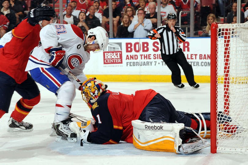 Habs vs Panthers