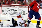 Washington Capitals and Florida Panthers