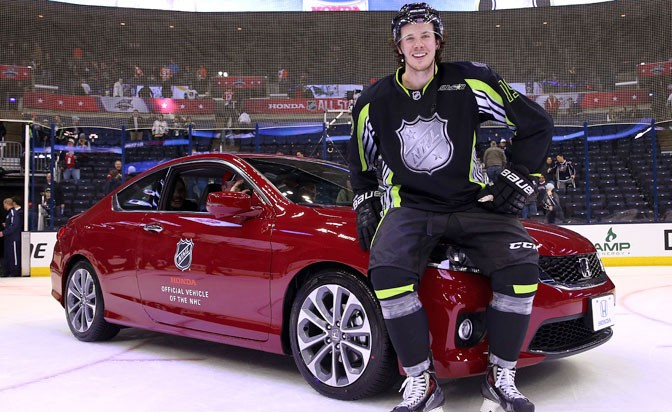 2015 NHL All-Star Player of the Game