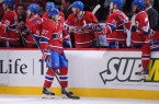 Habs team celly