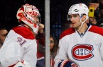 Habs' Max Pacioretty and Carey Price